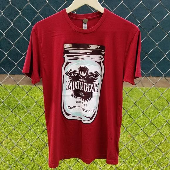 01adf850 Shirts | Mixin Dixie Tshirt | Poshmark